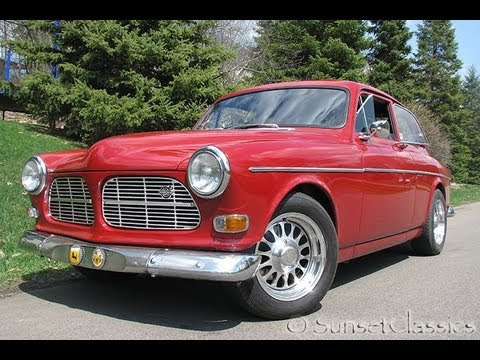 1967 Volvo 122S for Sale (Drive By and Test Drive) - YouTube