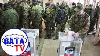 Как при настоящей демократии выборы выбираются