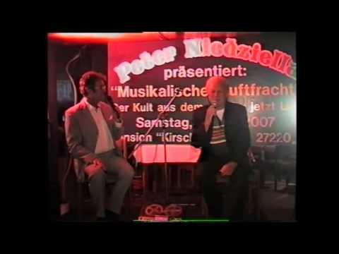 Live bei Kirsche  Peter Niedziella zu Gast bei Lutz Hoff
