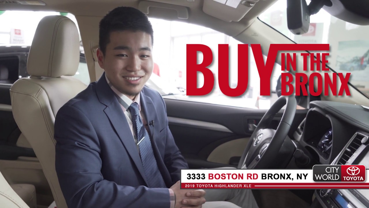 Bronx Car Dealers >> Ny Toyota Dealership New York New Used Cars Bronx Serving Queens