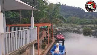 Wisata Danau sebedang SAMBAS, KALIMANTAN BARAT