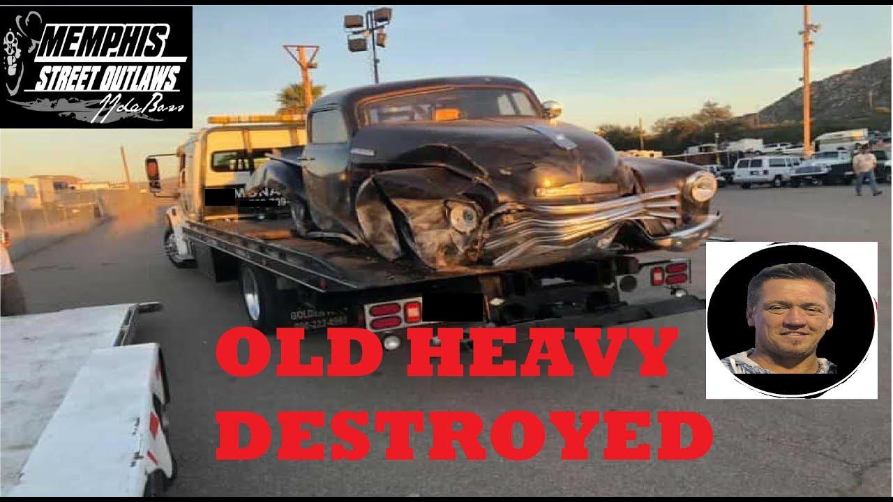 J J DA BOSS OLD HEAVY IS DESTROYED