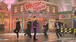 음악중심 - A'ST1 - Dynamite, 에이스타일 - 다이너마이트, Music Core 20090606