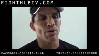 Frank Shamrock says Jake Shields sucks and talks Chuck Liddell