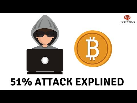 What Is A 51% Attack - Bitcoin Tutorial