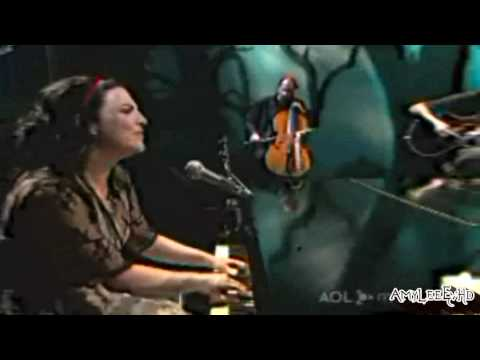 Evanescence - Call Me When You're Sober (Live @ AOL Music Sessions 2006)HD
