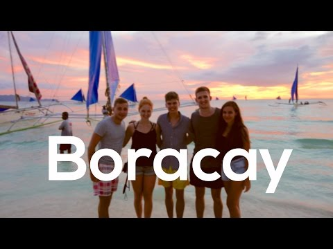 Great times on Boracay, the Philippines