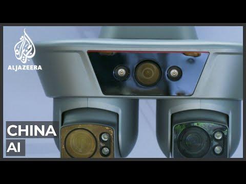 China showcases artificial intelligence advances