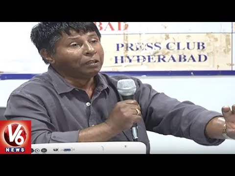 Narcotics Anonymous: A Rehab Center To Fight Hyd Drug Addiction | V6 News