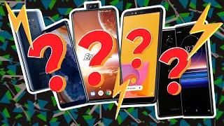 Анти-ТОП 6 ХУДШИХ смартфонов 2019. Не покупайте ЭТО!