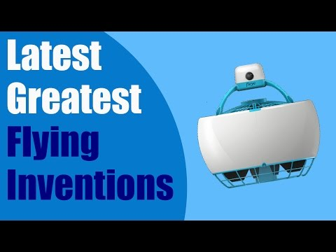 Top 3 of the Latest Greatest Flying Inventions & innovations