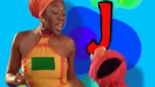 Sesame Street  The Alphabet With Elmo and India Arie