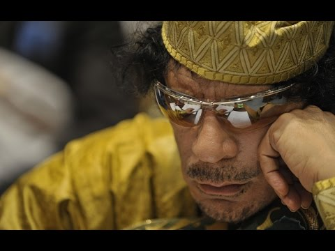 Why Africa is Poor & why Muammar Gaddafi was Killed [English]