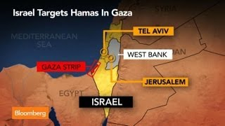 Israel and Gaza Spiral Deeper Into Violence