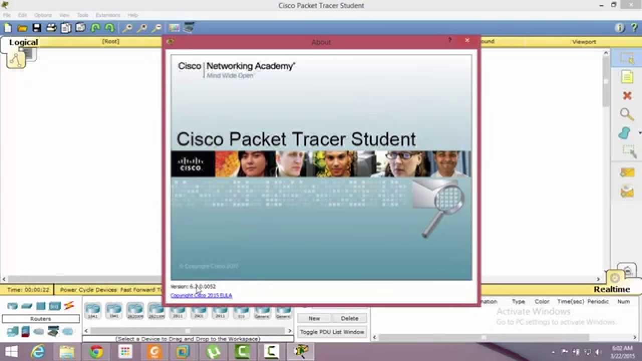 TRACER GRATUIT PACKET TÉLÉCHARGER 6.1.1