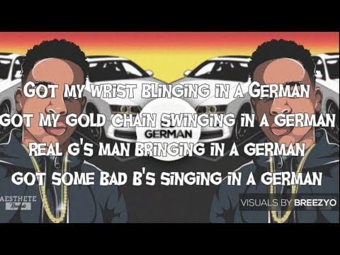 EO - GERMAN LYRICS --