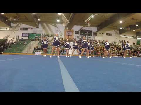 Woodland Park A Squad Full 1st Place Cheer Routine 2017