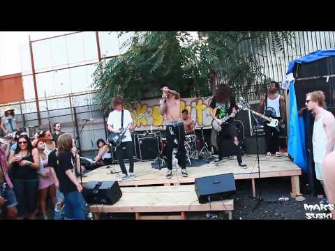 Cerebral Ballzy - Anthem @ JellyNYC Rock Yard