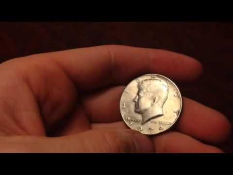 Kennedy Half Dollar 1974 Youtube