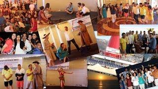KP Cruise Overview Part-2 (Kashmiri Songs, Skits, Dance, Asuna ta Ginduna)