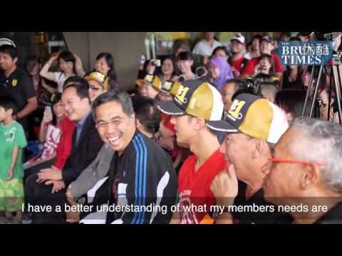 20130415 WuChun BruneiTimes
