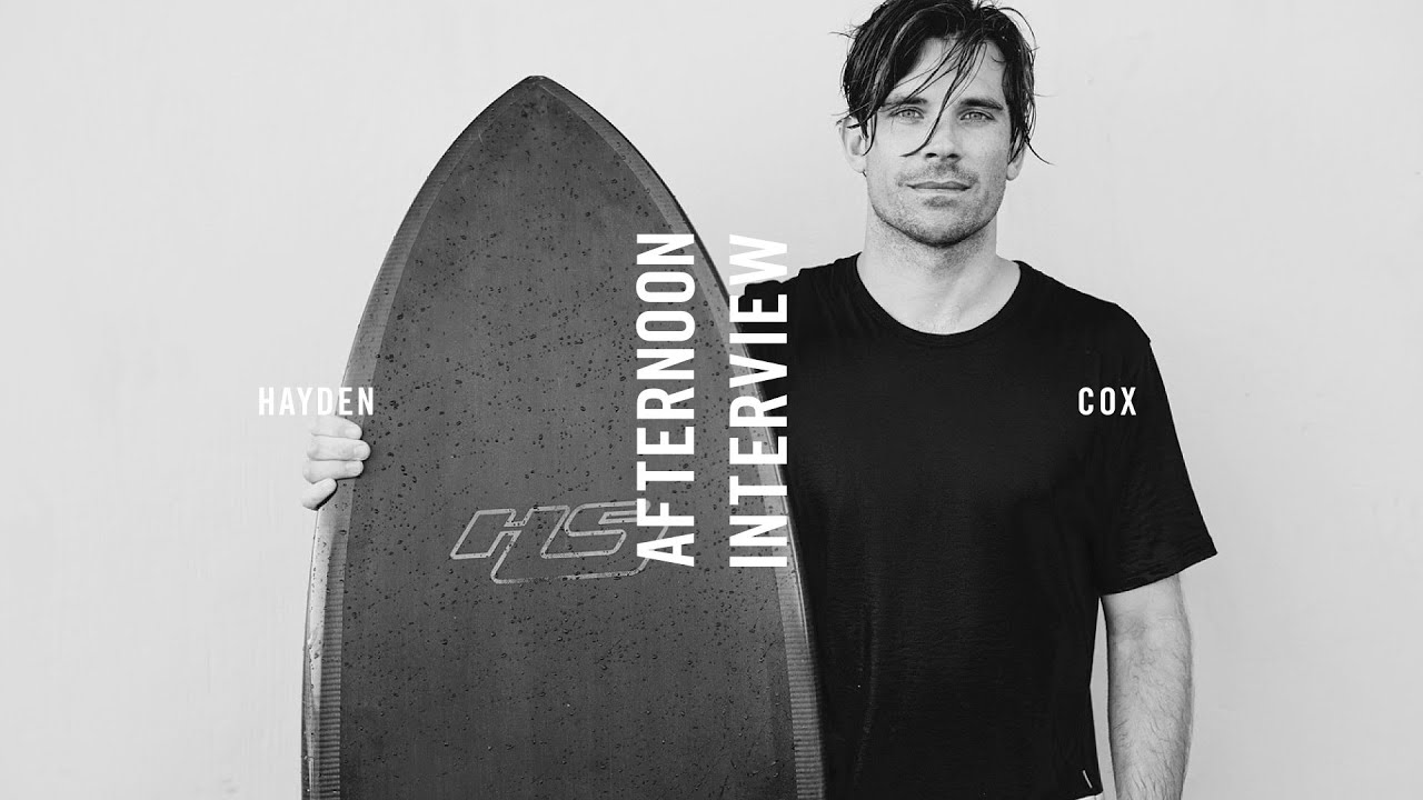What Youth: Afternoon Interview - Hayden Cox