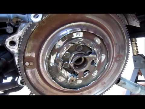 VW TDI Dual Mass Flywheel DMF Nightmare