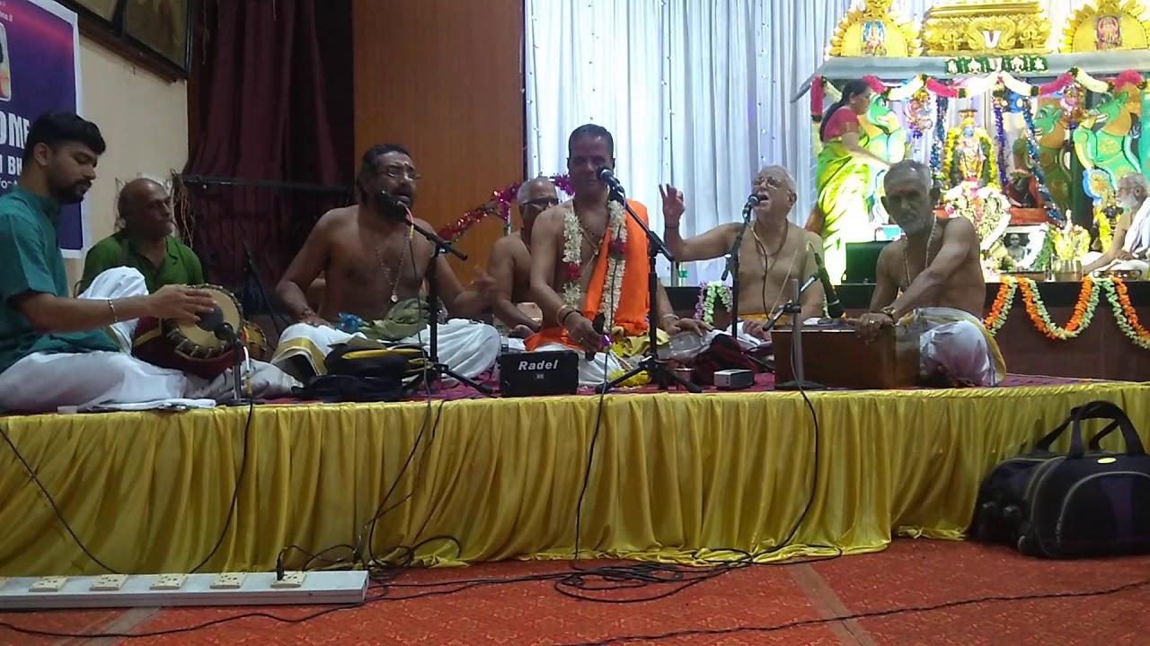 19th Ashtapathi by OS Sundar Bhagavathar