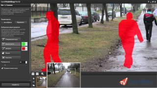PaintShop Pro x4. Урок 17. Как соединить несколько фотографий(При помощи новейшей программы Paint Shop Pro и ее инструмента «Смешение фото» можно создать очень интересные..., 2012-01-13T13:48:26.000Z)
