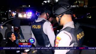 Polisi Adakan Razia, Pengendara Berusaha Menerobos   NET5