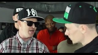 Rap Battle | Profecy vs Pro Cain | Arizona vs New York | AHAT