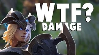 WTF DAMAGE !!? | Funny LoL Series #35 (ft.Sneaky, Bjergsen, Imaqtpie, Doublelift...)