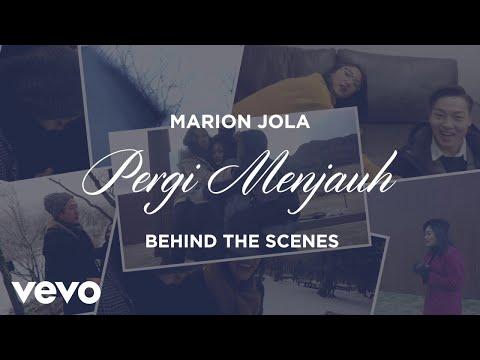 Marion Jola - Pergi Menjauh (Behind The Music Video)