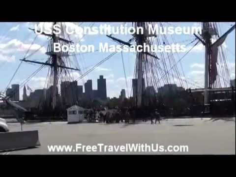 USS Constitution Boston Massachusetts
