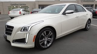 Baixar - 2014 Cadillac Cts V Sport Start Up Test Drive Exhaust And In Depth Review Grátis