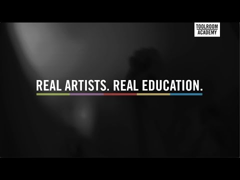 Toolroom Academy - Real Artists. Real Education.