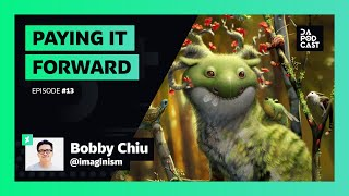 The DeviantArt Podcast | Episode 013: Paying it Forward with Bobby Chiu
