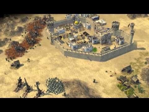 Stronghold Crusader 2 - Mission 4 | Anarchy Swarms | The Templar & The Duke Skirmish Trail from YouTube · High Definition · Duration:  55 minutes 14 seconds  · 5,000+ views · uploaded on 7/10/2015 · uploaded by SergiuHellDragoonHQ