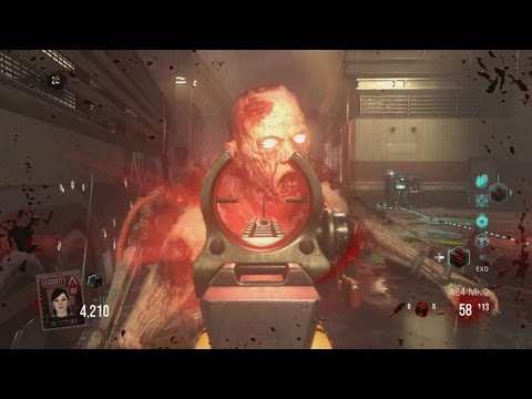 'EXO ZOMBIES' Round 1-25 Chaos! Live w/Syndicate