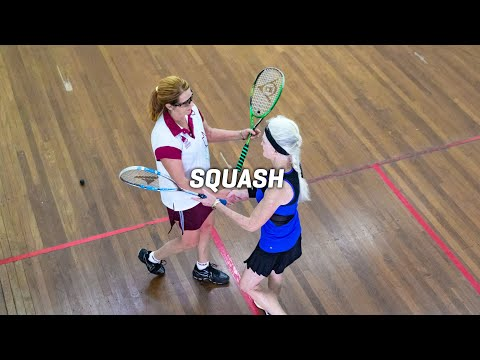 2018 Pan Pacific Masters Games | Squash