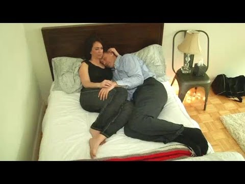 PROFESSIONAL CUDDLER (New York woman cuddles people for $80 dollars per hour)