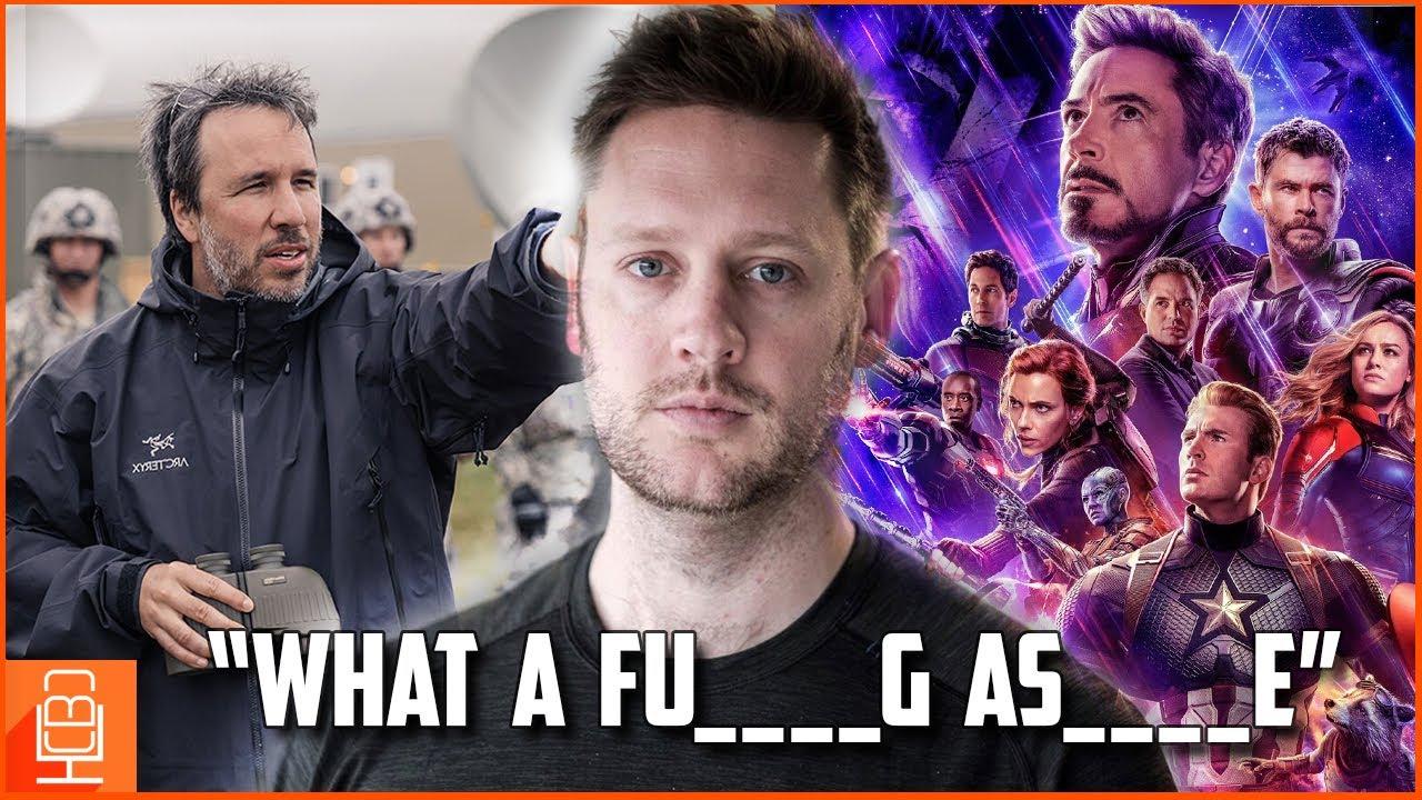Download Neill Blomkamp Defends Marvel & Calls out DUNE Director after Insulting Fans & Directors