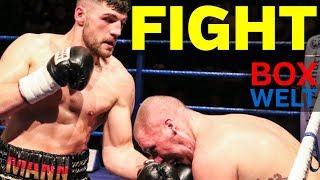 Artur Mann vs Laszlo Ivanyi - 6 rounds cruiserweight - 08.04.2018 - Grosse Freiheit 36, Hamburg