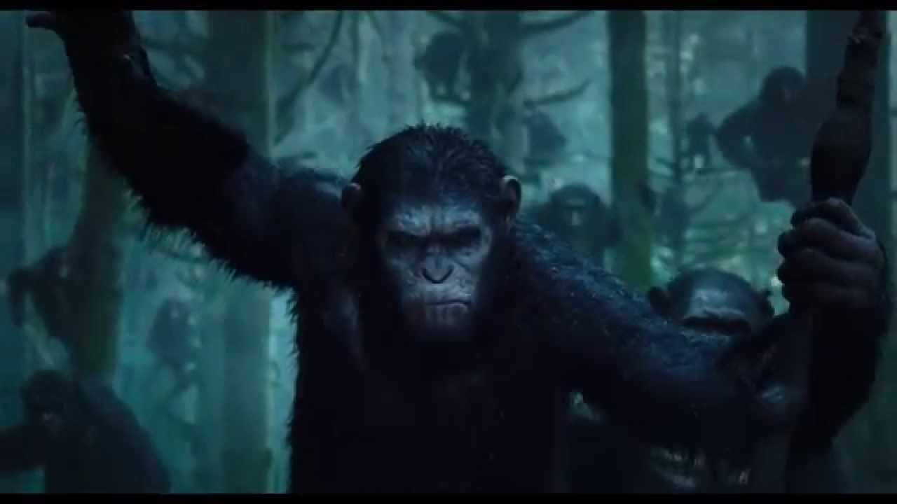 Dawnoftheplanetoftheapes Official Trailer Hd In Cinemas July 11