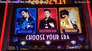 ELVIS $1 Slot Machine @ San Manuel Casino