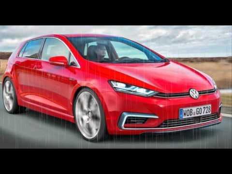 ZADA AUTOCAR : 2017 VW Golf 8 redesign