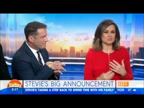Another One Bites the Dust: Stevie Jacobs' announcement that he is leaving the TODAY Show