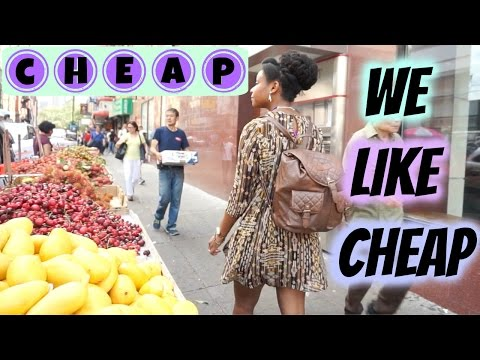 We Like Cheap!