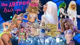 Lady Gaga artRave: The ARTPOP Ball Tour Paris Bercy Full Show