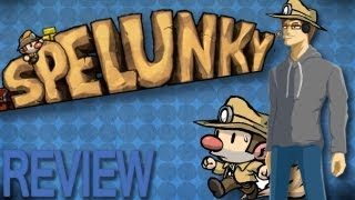 Spelunky - DeanCutty Review